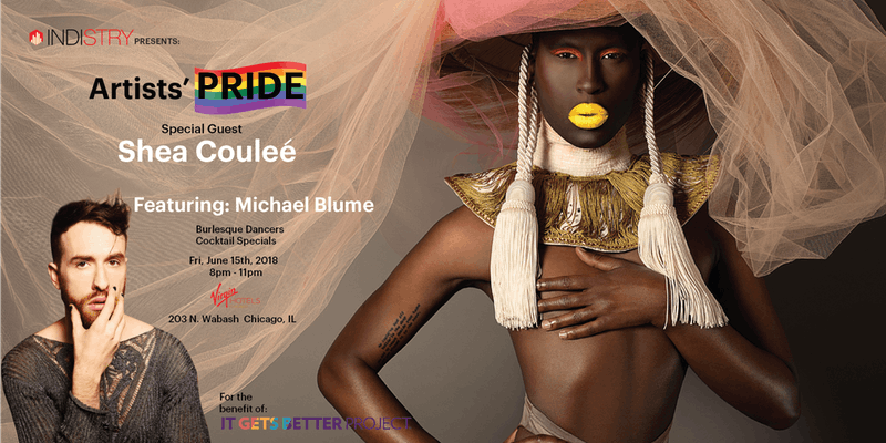 Artist Pride - Indistry