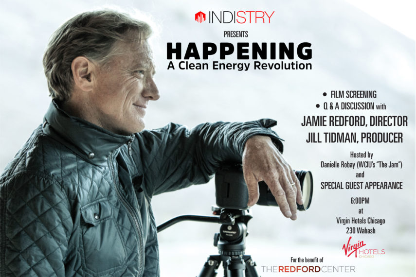 FILM: Happening: A Clean Energy Revolution - Indistry